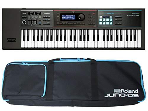 Roland ローランド / JUNO-DS61【ロゴ入りソフトケース付】シンセサイザー (JUNO-DS)