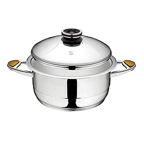 Zepter CookArt CookArt Masterpiece Kochtopf (induktionsgeeignet) - Kasserolle mit zwei Griffen - ø28 cm - 7,5 L