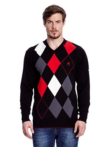 xfore Golfwear Jersey Negro S
