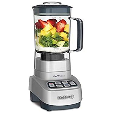 Cuisinart CB-1300PC Powerful Heavy Duty Blender VELOCITY Ultra 1 HP Motor with Programmed Ice Crush and Smoothie controls
