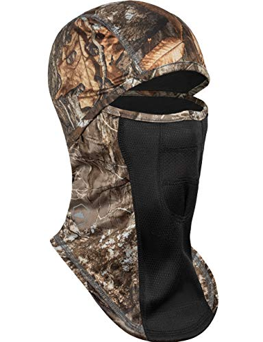 Realtree Edge Camo Hunting Balaclava Ski Mask - Cold Weather Full Face Cover for Winter Motorcycle Riding, Camping & Hiking