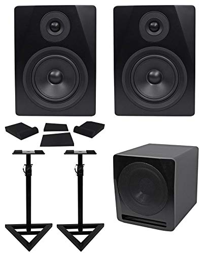 Best Studio Monitors With Subwoofer (May 2021) - Top Brands