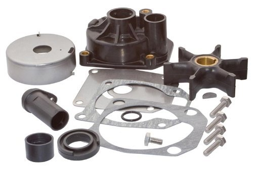 SEI MARINE PRODUCTS- Compatible with Evinrude Johnson Water Pump Kit 0438579 70 & 75 HP 2 Stroke 3 cylinder 1975-1978