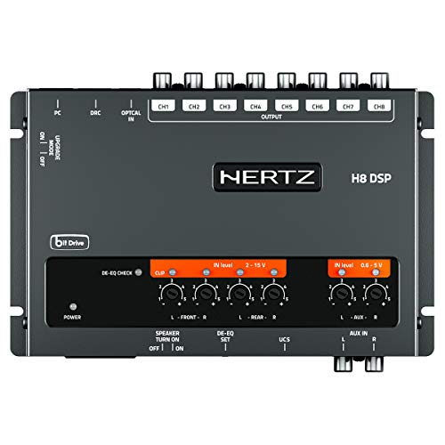 HERTZ H8 DSP Processor