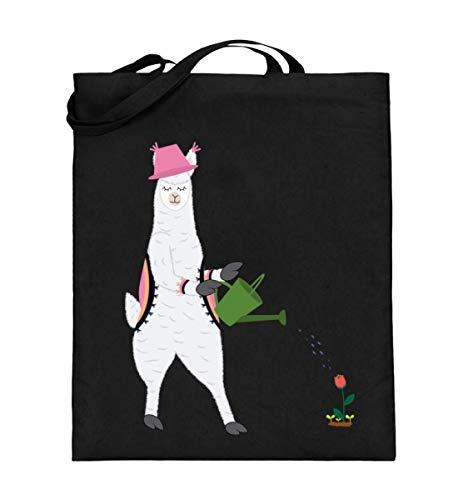 Chorchester ideaal voor tuin en alpaca-fans - jute zak (met lange handvatten)