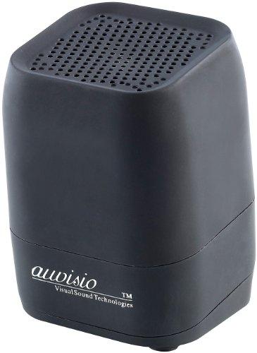 auvisio Mini-Soundbar, Bluetooth: Portabler Aktiv-Lautsprecher MSS-100.bt, mit Bluetooth, 5 Watt (Mobiler Lautsprecher, Bluetooth)