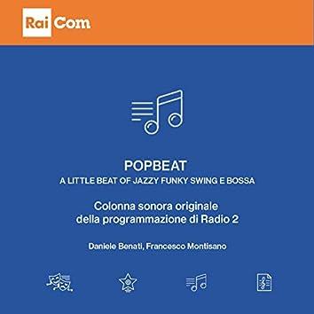 PopBeat - a little beat of jazzy funky swing & bossa (Colonna sonora originale della programmazione di radio 2)