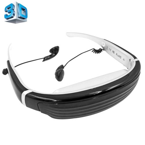 Generic VISION-720A 68 inch Private Virtual Theater Video Glasses Display, Support AV-IN Video Play