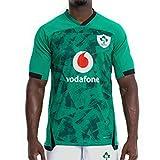 MGRH Rugby Hombres del Jersey de 2021 Irlanda casa y Fuera de Rugby, Copa Mundial de Rugby de Irlanda Camiseta, Aficionados Edición Jersey Camisa Chaleco Aficionados de d Home-L