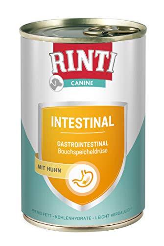 Rinti Canine Intestinal Huhn, 12er Pack (12 x 400 g)