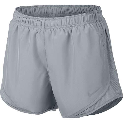 Nike Womens Dry Tempo Short Wolf Grey/Wolf Grey XL 3