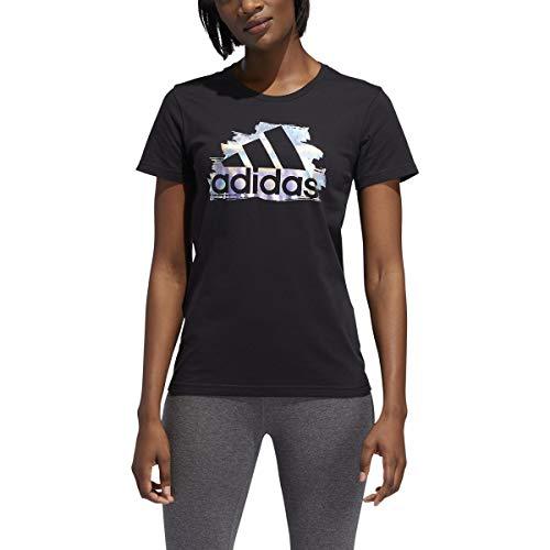 Adidas Basic Badge of Sport Tee - Camiseta (talla XS)