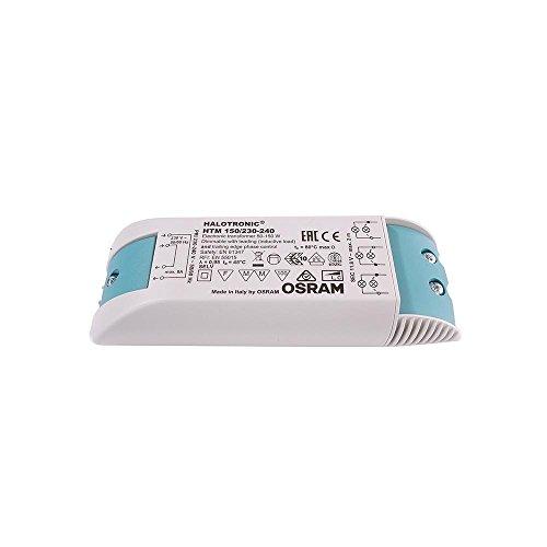 Osram Netzgerät HTM 150/230-240 elektronisch, spannungskonstant, 220-240V AC/50-60Hz, 11,4V DC, 0,5
