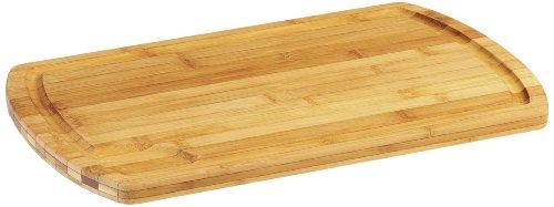 DM CREATION 00087 Léna Planche à Découper Grand Modèle Bambou 46 x 30 x 2 cm