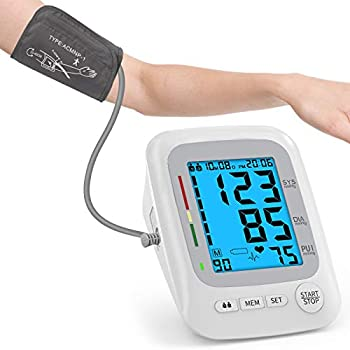 Teyiyes Upper Arm Blood Pressure Monitor