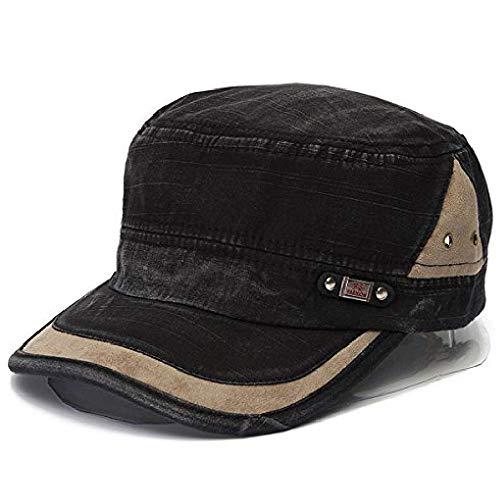 Gorra de béisbol - Gorra Militar - Vintage Washed Army Hat -...