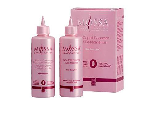 Green Light MOSSA 0 Intensieve haargolvensysteem 90 ml + neutraliserend 100 ml