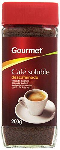 Gourmet Café Soluble Descafeinado, 200g