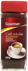 Gourmet - Café soluble - Descafeinado - 200 g