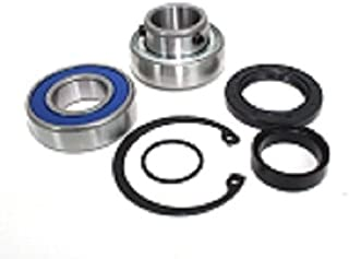 BossBearing Chain Case Bearing and Seal Kit Jack Shaft for Polaris Indy 500 Classic Touring 1993