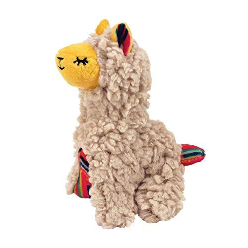 KONG CSF53E Cat Softies Buzzy Llama