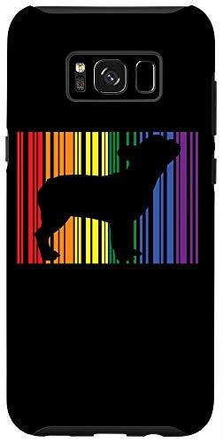 Galaxy S8+ French Bulldog LGBTQ Case