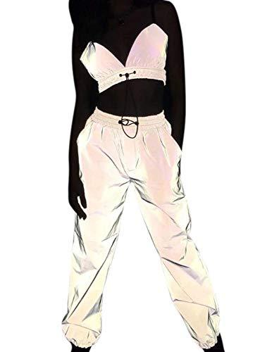Vestido de Lino de algodón Suelto para Mujer Vestidos Casuales de Manga...