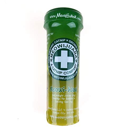 Meowijuana Meowi-Waui Primo Kitty Weed Große Flasche