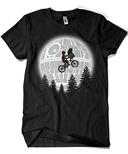 Camisetas La Colmena 1230-Camiseta S T The Jedi (Melonseta)