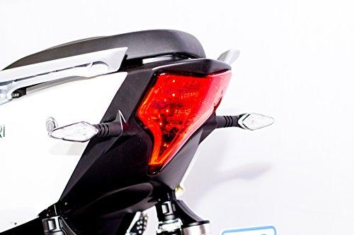 Elektro Motorroller mit Straßenzulassung – Zweisitzer – 45 km/h Bild 5*