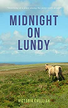 Midnight on Lundy by [Victoria Eveleigh]