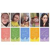 Youyouchard Kpop Red Velvet Foto Karte Poster Lomo Karten Selbstgemachtes Papier HD Fotocard...