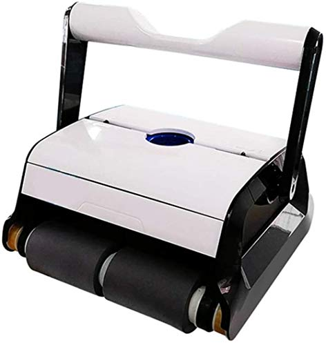 Best Deals! WSJTT Robotic Pool Cleaner with Exceptional Cleaning Power, Ideal for In-ground Swimming...
