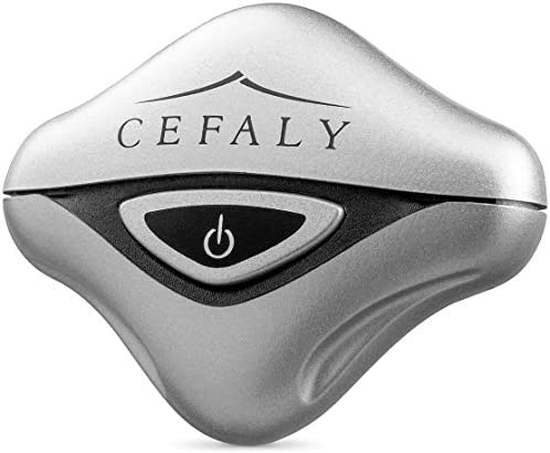 CEFALY Dual Migraine Treatment and Prevention Device Drug Free Easy to Use Migraine Headache product image