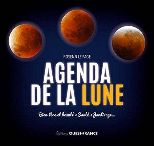 Agenda de la lune 2017