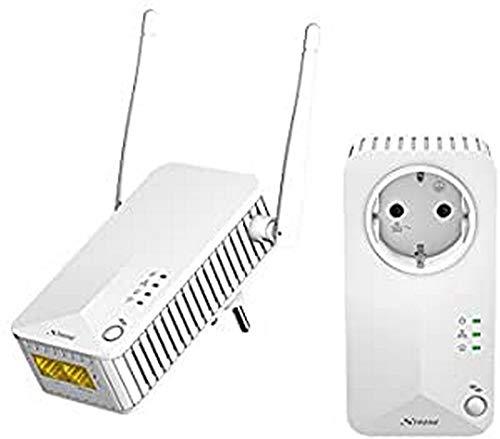 Strong Powerline Wi-Fi 500 Kit Adaptadores de comunicación por línea eléctrica (Homeplug...