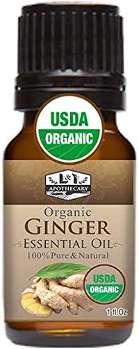 Top 10 Best organic ginger essential oil food grade Reviews