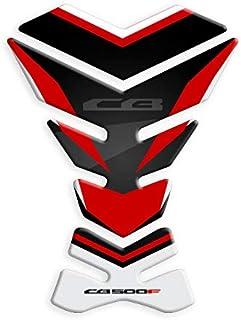 PROTECCIÓN DE Tanque CB 500 F 2013 – 2017 GP-347(M) (White Red)