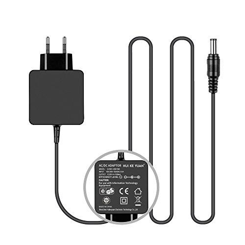 HKY 12V WLAN Router Netzteil AC Adapter Ladegerät Ersatz für WLAN-Routern, Set-Top-Box, AVM FritzBox, Telekom T-Com, Speedport, Webcam, Externe Festplatte