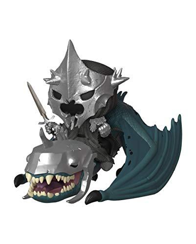 Herr der Ringe - Witch King auf Fell Beast Funko POP! Figur als Geschenkidee für Fans und Sammler