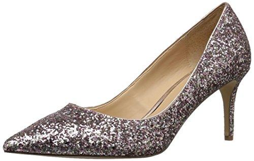 Jewel Badgley Mischka Women's Lyla Shoe, Rose Gold, 8.5 Medium US