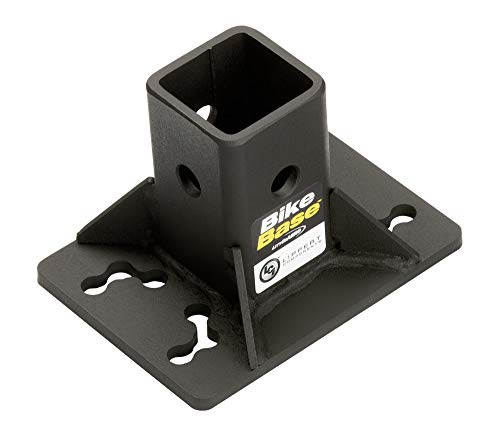 BikeBase Tongue Adapter for Let's Go Aero Double Bike Carrier on Trailers