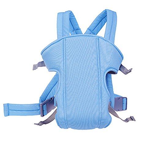 Porte-bébé Porte-bébé Conçu Sac à dos de transporteur de bébé, respirant réglable Waddle Wrap allaitement ergonomique, porte-bébé avant et arrière classique