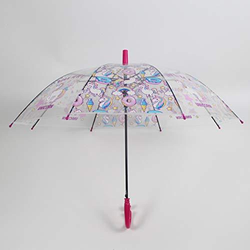 Yejifs - Paraguas de Unicornio para niños