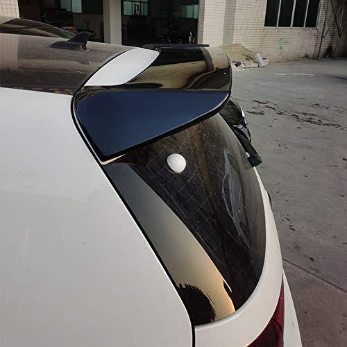 ZHANGDAN ABS Heckspoiler Dachspoiler Heckflügel für VW Golf 6 MK6 GTI R R20 2008 2009 2010 2011 2012 2013, Auto Modifikation Styling Zubehör