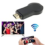 Clé Chromecast Miracast Partage D'écran Tv Airplay Ios Android Dongle Hdmi - Yonis