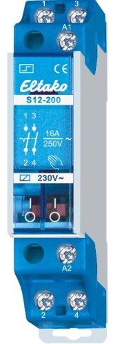 Eltako 2078015 ELTA Stromstossschalter S12-200-230V