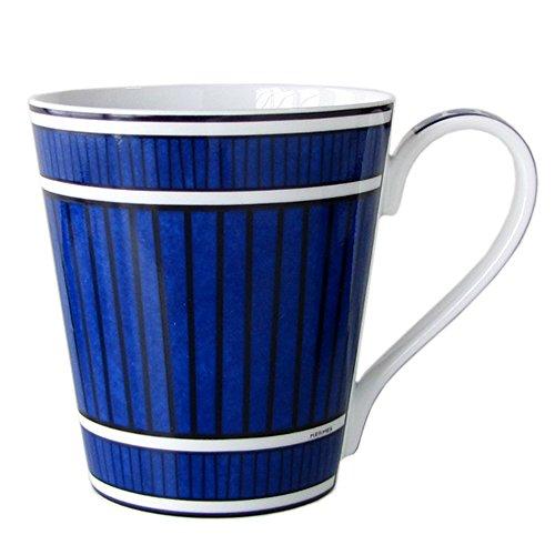 HERMES(エルメス)『マグカップ No.2 ブルーダイユール』