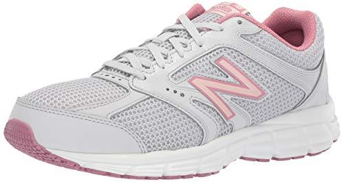 New Balance Women's 460v2 Cushioning Running Shoe,  summer fog/oyster pink/mineral rose 11 B US, 11 M US