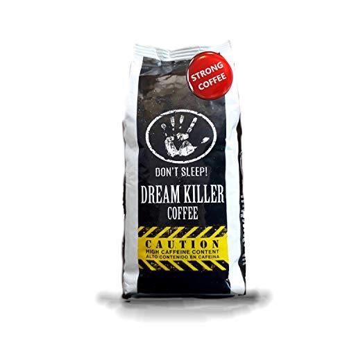Café en Grano Natural 100% 1kg – Para Estar Despierto - Espresso - Comercio Justo - Sabor Suave y Aroma Intenso - Cremoso.
